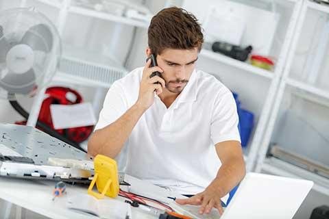électricien cherche clients