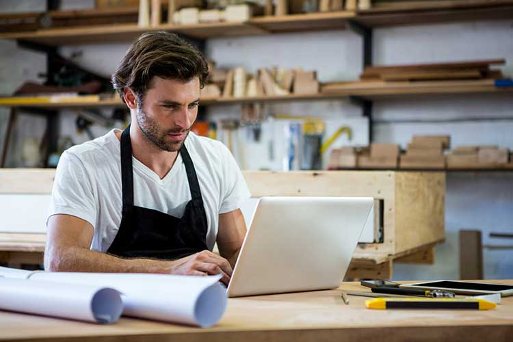 Site internet artisan: combien ça coûte?