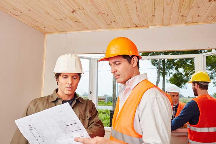 rôle maître oeuvre pour travaux construction