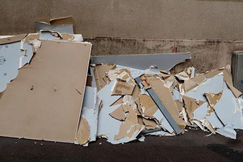 Dépôt sauvage des déchets de chantier : les risques encourus