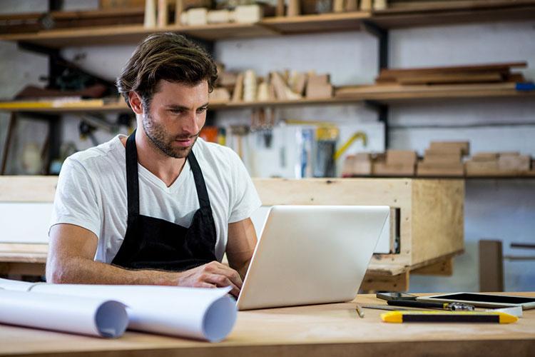 faire un site internet artisan
