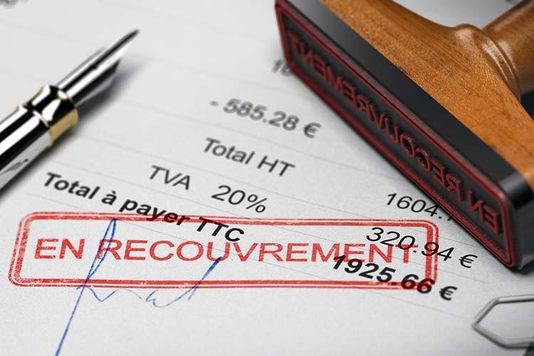 Société de recouvrement de dette pour artisan