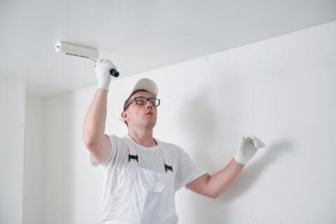 Fiche métier d'un peintre en bâtiment – Formation et salaire