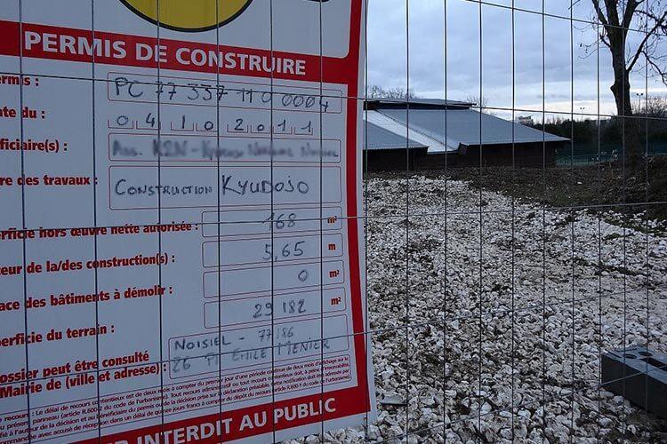 Affichage du permis de construire sur chantier : les obligations