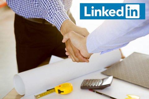 Trouver des chantiers sur LinkedIn